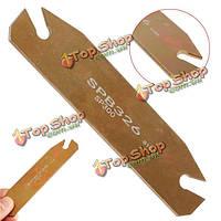 Spb26-3 26мм часть от рифлени инструмент отрезной диск для zqmx 3n11-1e SP300 держатель вставки smbb1626