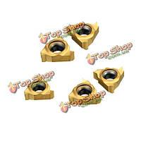 5шт 11nr A60/A60 11ir общие внутренние резьбовые вставки для ОСШ резьбовой держатель токарного