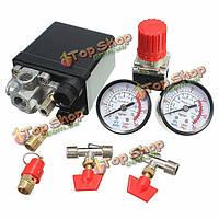 Компрессор переключатель клапан 180psi датчики регулятор управления насосом