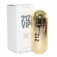 Парфюмированная вода - тестер Carolina Herrera 212 Vip (Каролина Эррера 212 Вип), 80 мл