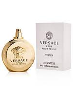 Парфюмированная вода - тестер Versace Eros Pour Femme (Версаче Эрос пур фем), 100 мл