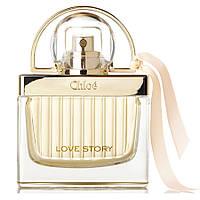 Тестер - парфюмированная вода Chloe Love Story (Хлое Лав Стори), 120 мл