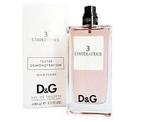 Тестер - туалетная вода Dolce & Gabbana 3 L`Imperatrice (Дольче Габбана 3 Императрица), 100 мл
