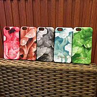 """Iphone 7 / 7 PLUS оригинальный кожаный чехол панель бампер накладка НАТУРАЛЬНАЯ КОЖА """" Miu Miu """""""
