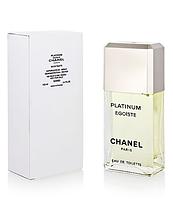 Туалетная вода (тестер) Chanel Egoiste Platinum (Шанель Эгоист Платинум), 100 мл