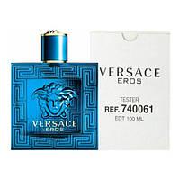 Туалетная вода (тестер) Versace Eros (Версаче Эрос), 100 мл