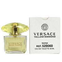 Туалетная вода (тестер) Versace Yellow Diamond (Версаче Йеллов Даймонд) 90 мл