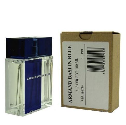 Туалетная вода - тестер Armand Basi In Blue (Арман Баси Ин Блу) ORIGINAL, 100 мл - ONE-Parfum - интернет-магазин парфюмерии и косметики в Киеве