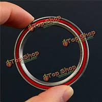 40x52x7мм красный запечатаны 2rs p16 Конус ACB угловой подшипник для 1-1/2-дюйма гарнитуры родового