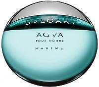Туалетная вода - тестер Bvlgari Aqva Marine pour homme (Булгари Аква Марин пур хоум), 100 мл