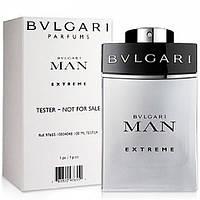 Туалетная вода - тестер Bvlgari Man Extreme (Булгари Мэн Экстрим), 100 мл, фото 1