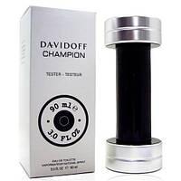 Туалетная вода - тестер Davidoff Champion, 90 мл