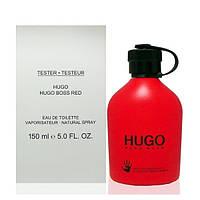 Туалетная вода - тестер Hugo Boss Hugo RED (Хуго Босс Босс Ред красный), 150 мл