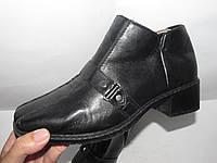 RIEKER _ утепленные ботинки _ 37р _ст. 23.5 _Н07