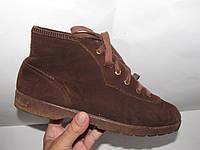 ROMIKA _ замшевые ботиночки _ 39р _ ст. 25 см _Н07