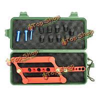 Самоцентрирующееся Скрепление шпонками Jig метрических DOWEL 6/8 / 10mm буровые инструменты для деревообработки