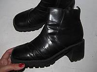 Graceland _ стильные ботинки 40р _ ст. 25.5 см Н13