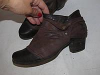 S. Oliver _ стильные ботинки _ Германия _39р-25.5