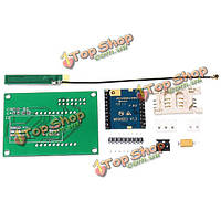 SIM900 1800МГц службы коротких сообщений SMS M590 модуль GSM GPRS поделок комплект для Arduino