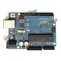 UNO R3 atmega16u2 АВР Модуль платы для Arduino без USB-кабеля