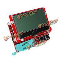 Mega 328 транзистор тестер емкости СОЭ метр диод триод Мос-/НПП