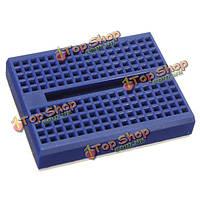 10шт синий 170 отверстий Mini solderless прототип макет для Arduino