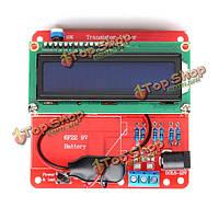 Транзистор тестер для емкости индуктивности резистора ЭПР NPN PNP M328 Hiland оригинальная