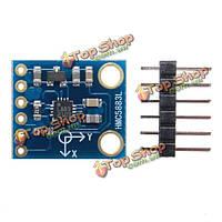 10шт электронный компас три оси магнито резистивный датчик модуль
