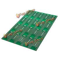 20шт СОП защиты корпуса tssop soic28 для погружения доски PCB адаптер конвертер