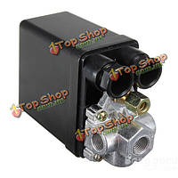 Сверхмощный воздушный компрессор реле давления регулирующий клапан 90-120psi