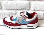 Кроссовки Nike Air Max 87 (Pink & White)