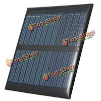 5.5В 0.6W Поликристаллический панели солнечных батарей 90мА 65 x 65мм