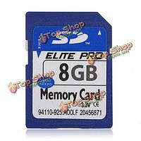 8Гб SD карты памяти SDHC флэш-ХК безопасных цифровых карт памяти камеры