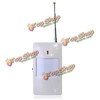 315МГц беспроводной детектор движения PIR для домашний сигнал тревоги домашней обеспеченностью