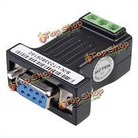 Автоматизация 9-контактный порт RS-232 к RS-485 двунаправленный конвертер