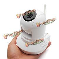 S6204y беспроводной 720p камера слежения IP P2P ночного видения удаленный монитор