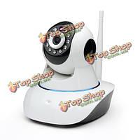 S6211y беспроводной IP-камера безопасности с разрешением 720p P2P ночного видения удаленный монитор TF карта