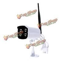 Беспроводной HD CCTV на 720 пунктов наружная внутренняя мини-IP сеть ir камера видеонаблюдения
