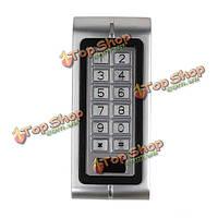 Водонепроницаемый 125 кГц RFID проксимити система контроля допуска двери