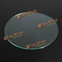 170x3мм боросиликатного стекла принтер круглая пластина Bulit