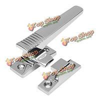 Сплав цинка блокировки ручки двери комплект для промышленного оборудования печи морозильной камеры инкубатора