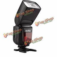 Godox tt685s время_жизни LCD  вспышка Speedlite для камеры DSLR Сони