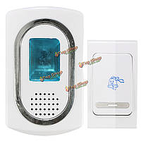 Беспроводной цифровой беспроводной дверной звонок дома стены плагина дверь перезвон колокол 36 музыка