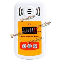 KXL-601 мини-окиси углерода метр детектор утечки газа совместно метр детектор с звуковой и световой сигнализации