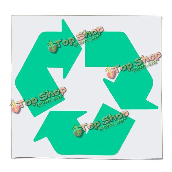 Винил стикера переработки отходов бин напечатаны водонепроницаемый логотип знак - ➊TopShop ➠ Товары из Китая с бесплатной доставкой в Украину! в Киеве