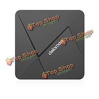 DOLAMEE D5 Rockchip rk3229 quad шнур 1g DDR3 RAM 8Гб eммc rom 4k h.265 ТВ box