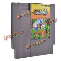 72 контактный 8бит карточная игра картридж для NES Нинтендо II Остров приключений Хадсона