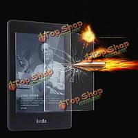 9h закаленный протектор экрана пленки стекла для амазонки Kindle Paperwhite 1/2/3 6-дюймов