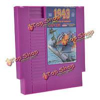 1943 72 контактный 8бит карточная игра картридж для NES Нинтендо