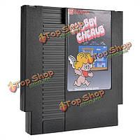 72 контактный 8бит карточная игра картридж для NES Нинтендо Cherub круглолицый